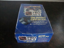 1990-91 Pro Set Hockey Box---Series-1---Factory Sealed---36 Packs