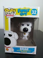 Animation Funko Pop - Brian - Family Guy - No. 32