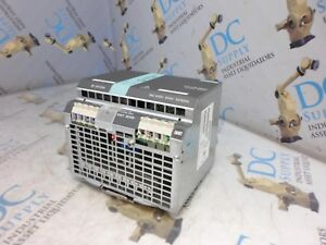SIEMENS SITOP 6EP1436-B3A00 3 AC 400-500 V 1.3 A 24 VDC 20 A POWER SUPPLY