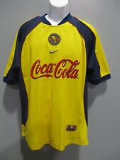 club america aguilas nike jersey LARGE 2001-2002 used in very good condition