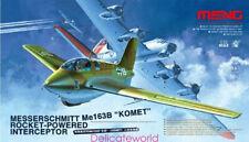 """Meng Model 1/32 QS001 Messerschmitt Me 163B """"Komet"""" Rocket-Powered Interceptor"""
