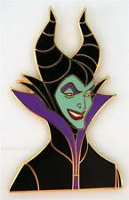 DISNEY AUCTIONS MALEFICENT EVIL SMILE GRIN SLEEPING BEAUTY PIN LE 500