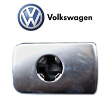 For Volkswagen Jetta Golf GTI Aluminum Plated Plastic Glove Box Handle Genuine