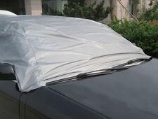 Brookstone coche tapa superior cubierta durable protege Parabrisas de hielo y nieve