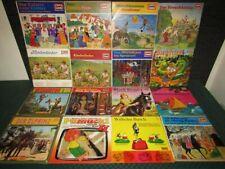 Schallplatten-Sammlung: Hörspiele, Kinderlieder, Musik für Kinder etc. - 84 LP's