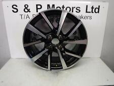 "Peugeot 208 20-21 17"" 7J ET32 Alloy Wheel 4x108 9825165080 #2"
