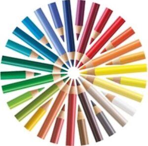 Faber Castell Polychromos Einzelstifte (120 Farben erhältlich)