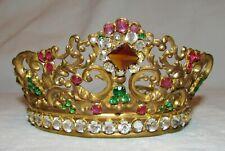 COURONNE POUR STATUE RELIGIEUSE ANCIENNE 19 ème siecle / Religious crown *