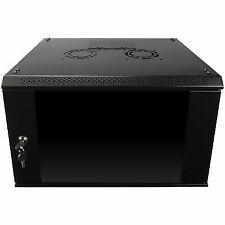 NavePoint 00405910 6U Wallmount Networking Cabinet
