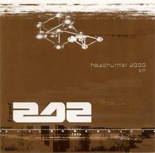 FRONT 242 Headhunter 2000 - Golden Master CD 1998