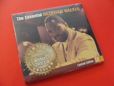 The Essential Hezekiah Walker 3.0 Limited Edition 3 Disc CD Brand New!