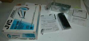 JVC KD-S640 Radio Box Manual CD Player Box Only No Stereo Remote Case