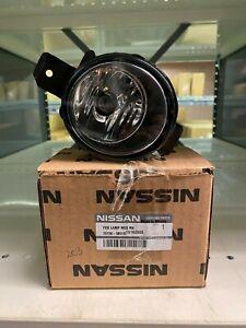 Infiniti QX60 Nissan Altima Murano Versa Sentra Fog Lamp Fog Light LH and RH set