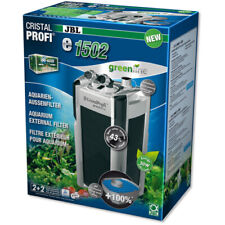 JBL Greenline CristalProfi e1502 Filtre pour Aquarium de 200 à 700 L (6028300)