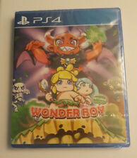 Wonder boy returns PS4 neuf sous blister rare