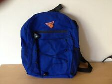 Used - Backpack CLUB SUPER 3  Mochila - Blue color Azul - Usada - Buen estado