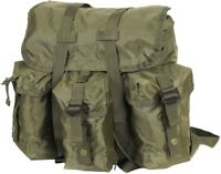 Olive Drab Mini US Army Style ALICE Pack Backpack