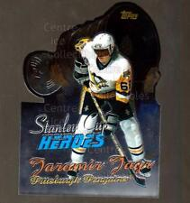 1999-00 Topps Stanley Cup Heroes #11 Jaromir Jagr