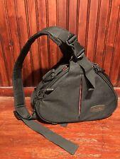 K1 Sling Shoulder Camera Bag Backpack For Canon Nikon Sony Leica Pentax SLR DSLR