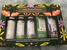 5pc Korres Herbal Garden Collection-(Shampoo,Showergel,Body Milk) New Ships Free