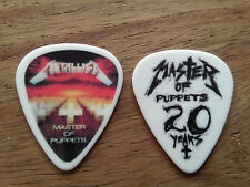 Metallica Guitar Pick master of puppets 20 years Plectrum