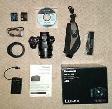 "Panasonic Lumix DMC-FZ1000 20.1 MP, 1"" CMOS camera outfit, MINT CONDITION"