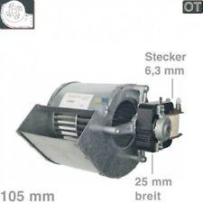Lüfter Querstromlüfter Motor rechts 105mm TypA Nachtspeicher Siemens Dimplex #54