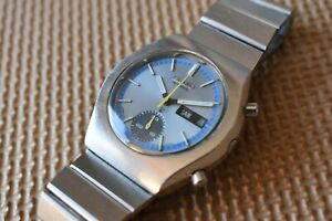 Seiko Chronograph Automatic 6139 Day/Date Vintage mens