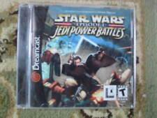 Star Wars Episode 1: Jedi Power Battles Sega Dreamcast