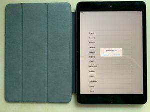 iPad Mini 1st Generation 16gb Black Bezel
