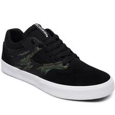DC Kalis Vulc SE Mens Shoe Black/Camo