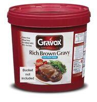 Gravox Chicken Gravy Mix 1kg Fish & Chip Shop Gravy-  SHANEZ-GLUTEN FREE