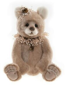 COLLECTABLE CHARLIE BEAR 2021 ISABELLE COLLECTION - BARLEY - SHE IS GORGEOUS