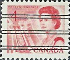 Canada    # 457 XX     Queen Elizabeth II   Brand New 1967 Pristine Issue