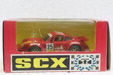 SCX XJ369 Porsche 911 Shell, #25 1/32 Slot Car NEW EXCELLENT 83590