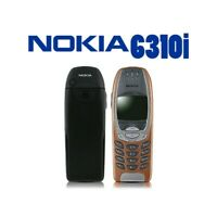 TELEFONO CELLULARE NOKIA 6310i BROWN RAME GSM BLUETOOTH TOP QUALITY-