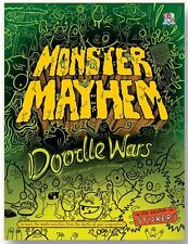 Monster Mayhem (Doodle Wars),Oakley Graham, Jessica Wilson