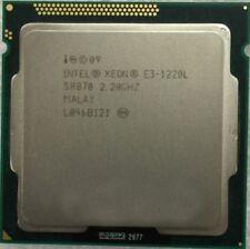 Intel Xeon Processor E3-1220L 3M Cache, 2.20 GHz LGA1155 20W SR070 CPU Processor