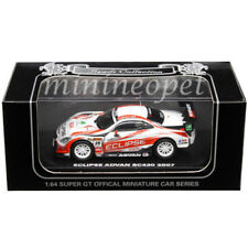 KYOSHO K06571D BEADS COLLECTION SUPER GT ECLIPSE ADVAN SC430 2007 1/64 WHITE RED