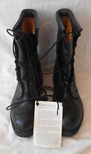 NEW US Army Cold Weather Combat Black Boots (ICWB) Vibram Waterproof Belleville