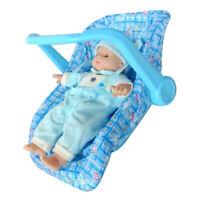 15inch 38cm Reborn Vinyl Baby Doll Can Cry Laugh Lifelike Newborn Dolls