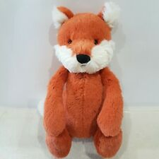 New Jellycat Small Bashful Fox Cub