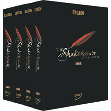 The Shakespeare Collection (38DVD,New,All,Sealed)
