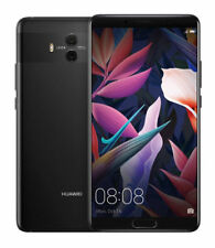 Huawei Mate 10 - 64GB - Black Smartphone (Dual SIM)