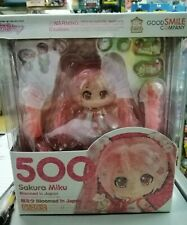 Sakura miku bloomed in japan nendoroid 500 good smile company