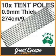 Supex 9ft Upright Tent Poles - 564EI