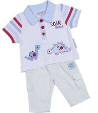 Conjuntos de ropa de niño de 0 a 24 meses de manga corta recién nacido