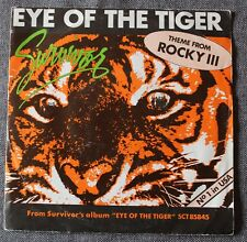 Survivor, eye of the tiger / take you on a saturday, SP - 45 tours