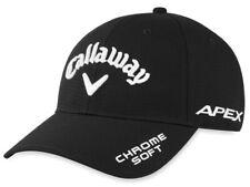 Callaway TA Performance Pro Adjustable Golf Cap - Black