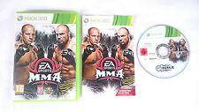 JUEGO COMPLETO MMA EA SPORT 2 PAL MICROSOFT XBOX 360. MUY BUEN ESTADO.